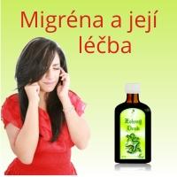 Bylinné kapky proti migréně - Zelený Drak