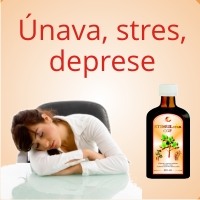 Únava, deprese, stres - unikátní energy drink z bylin - STIMULSTAR CGF